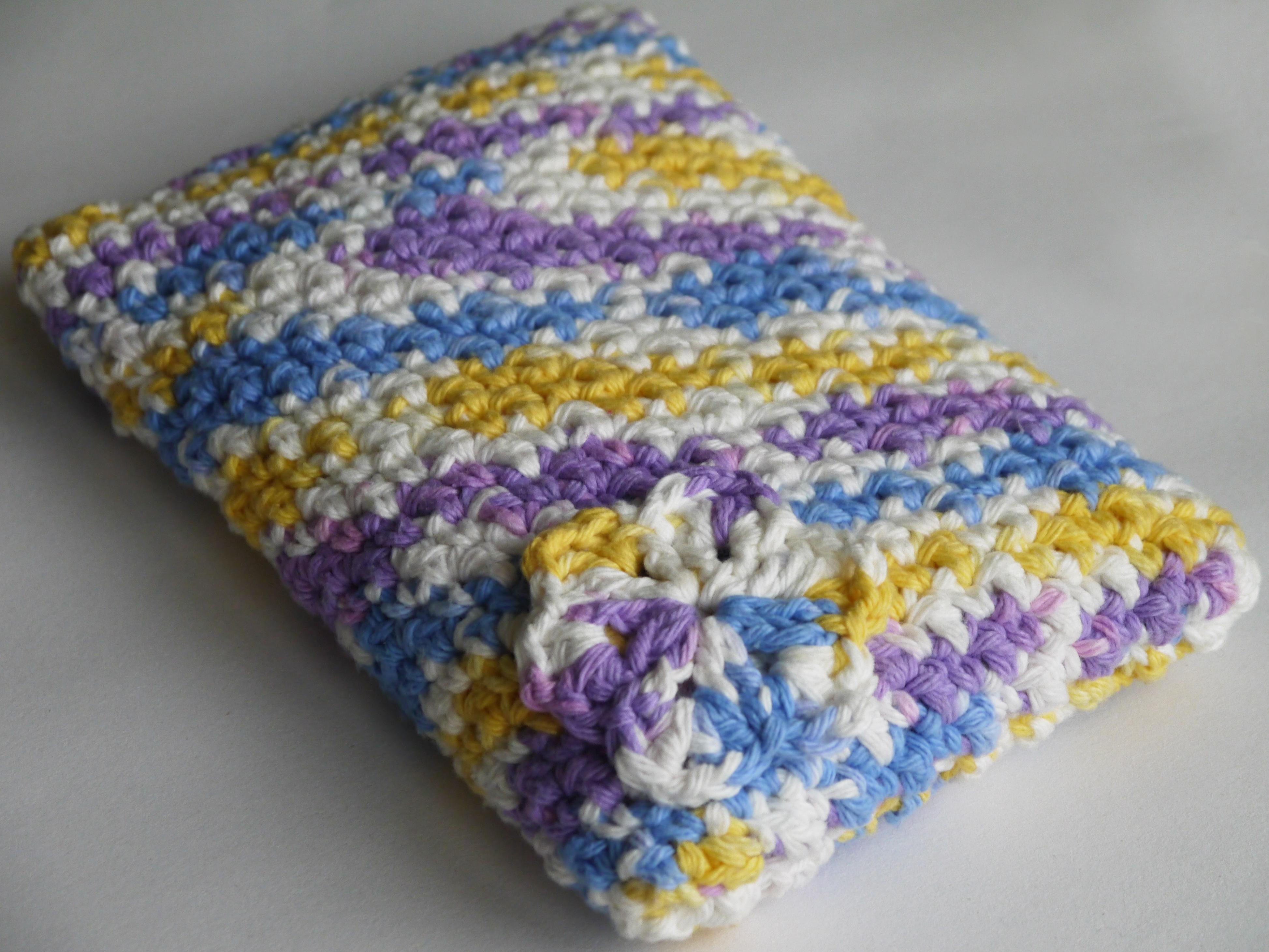 DIY Rice Bag: Free Crochet Pattern - The Crafty Feminist