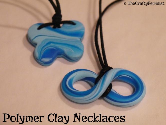 PolymerClay Necklaces