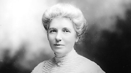 Kate Sheppard | Source: Wikimedia Commons